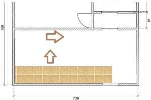 Casa immobiliare accessori come si posano le piastrelle - Come piastrellare il bagno ...